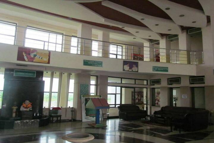 Delhi Public School-Entrance