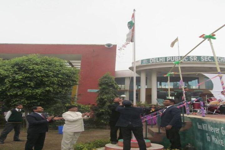 Delhi Public School-Republic Day Celebrations