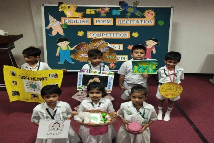 Delhi Public School-Poem Recitation Competetion
