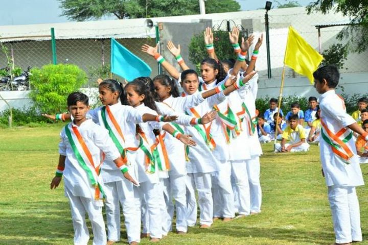 Delhi Public School-Independence Day Celebrations
