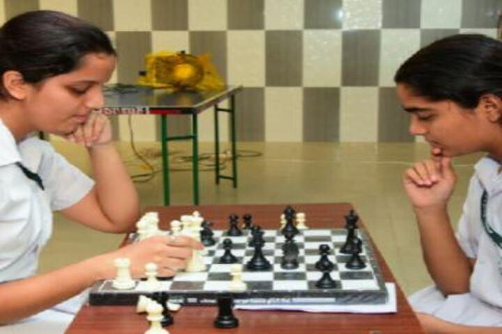 Delhi Public School Bikaner-Indoor Games