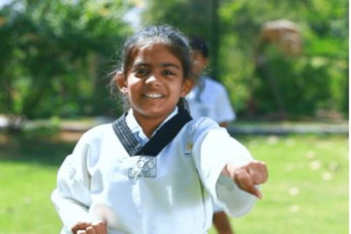 Delhi Public School Bikaner-Karate