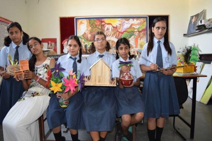 Delhi Public School Jhunjhunu-Art and Craft