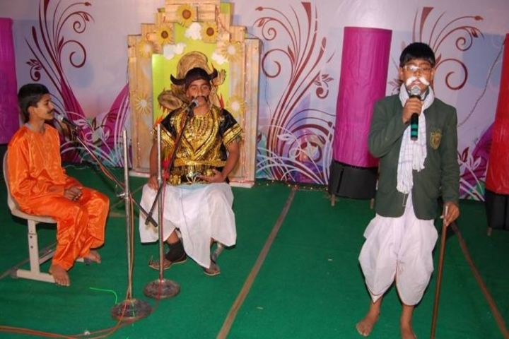 Delhi Public School Jhunjhunu-Drama