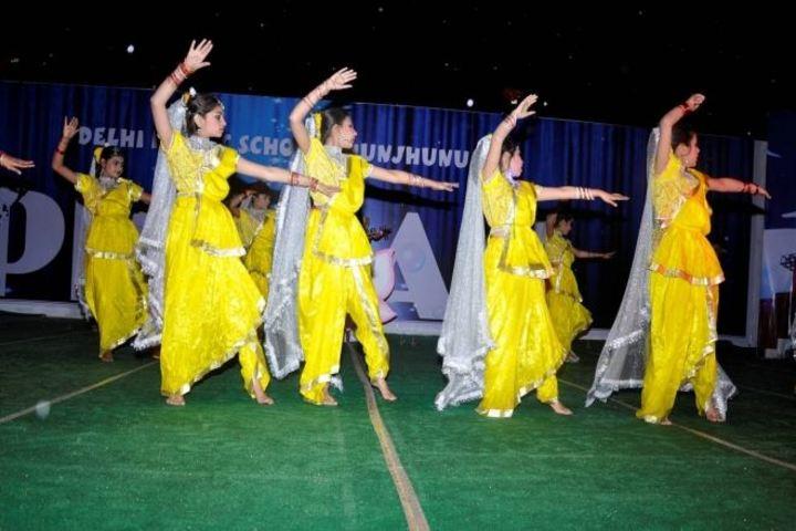 Delhi Public School Jhunjhunu-Function