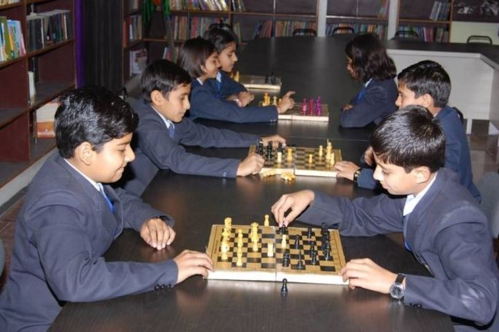 Delhi Public School Jhunjhunu-Indoor Game