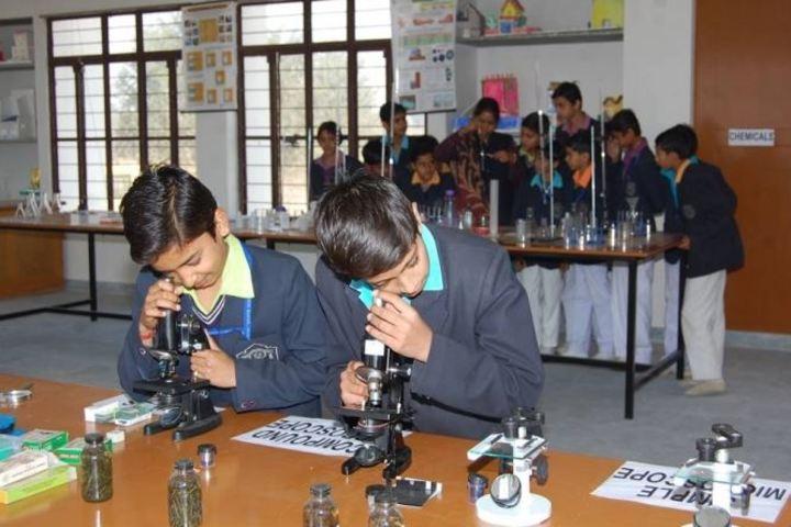 Delhi Public School Jhunjhunu-Lab