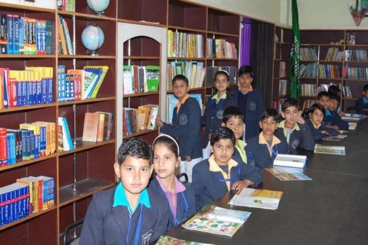 Delhi Public School Jhunjhunu-Library