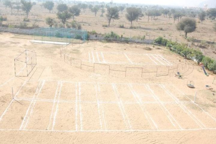 Delhi Public School Jhunjhunu-Play Ground