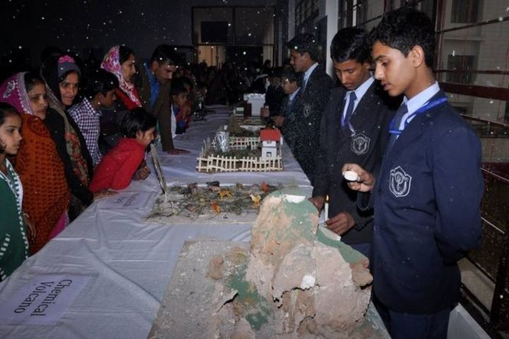 Delhi Public School Jhunjhunu-Science Exhibition