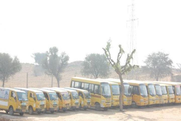 Delhi Public School Jhunjhunu-Transport