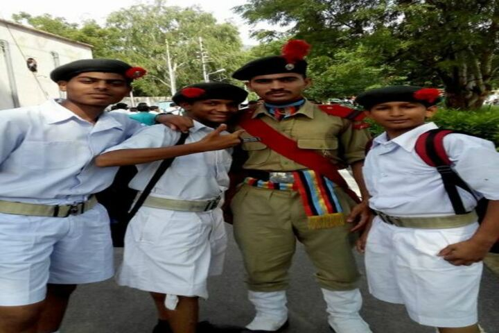 Demonstration Multipurpose School-Scouts and Guides