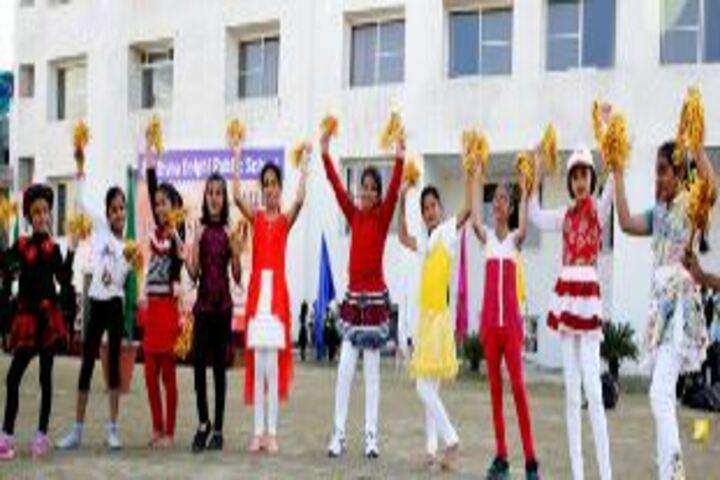 Disha Delphi Public School-Activity