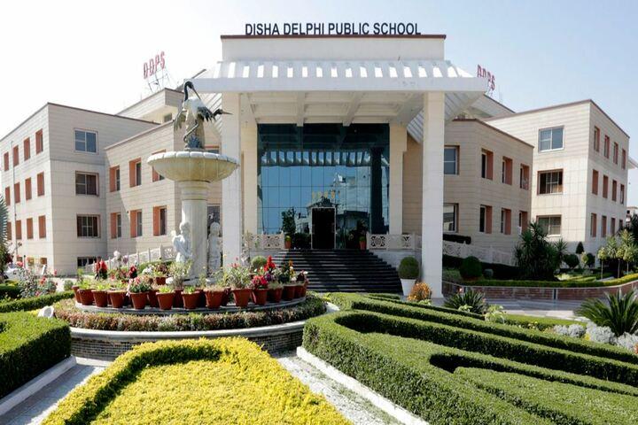 Disha Delphi Public School-Campus