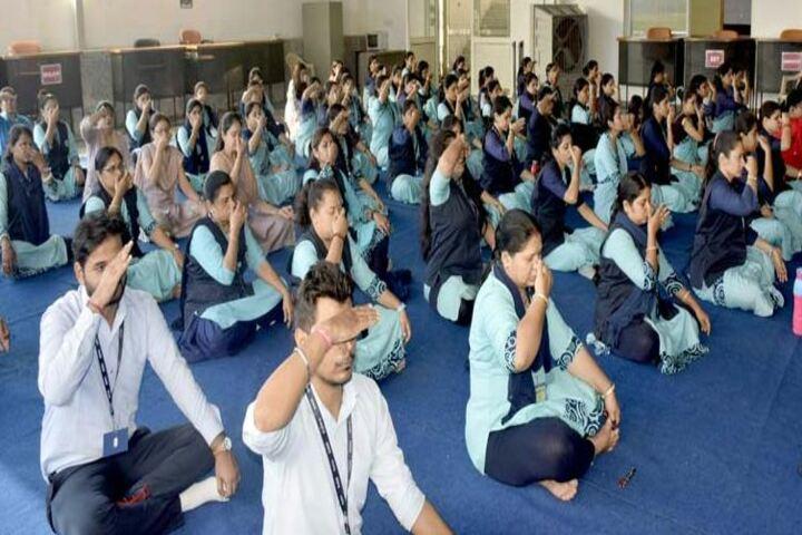 Disha Delphi Public School-Yoga