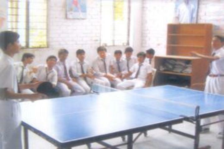 Divine Public Bchool-Class Room Activity