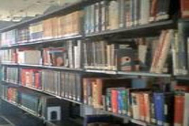 Divine Public Bchool-Library