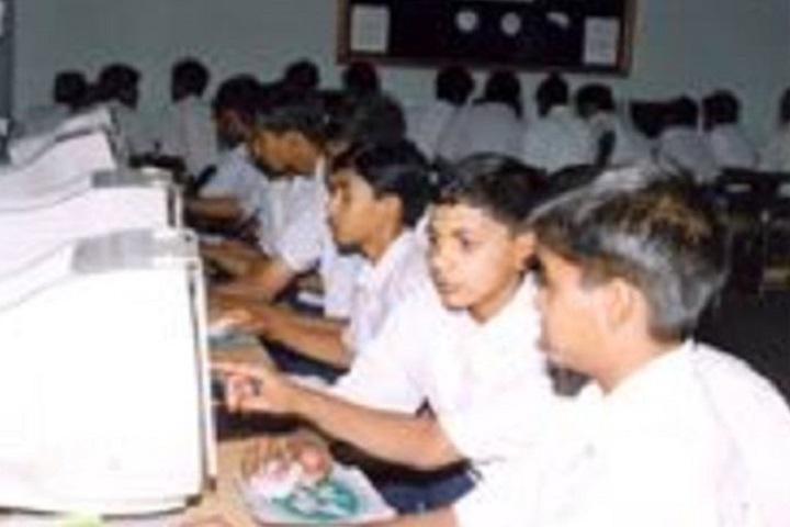 Divine Public Bchool- Computer Lab