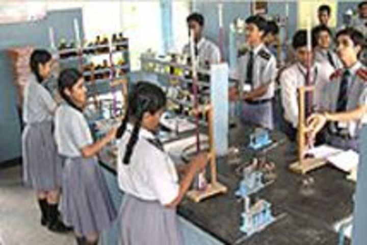 Divine Public Bchool-Chemistry Lab