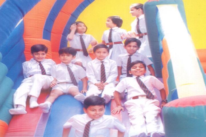 Divine Public Bchool-Educational Trip