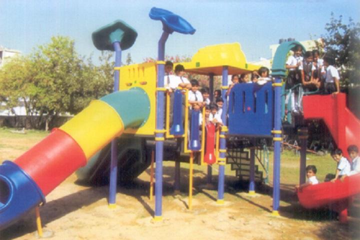 Divine Public Bchool-Kids Park