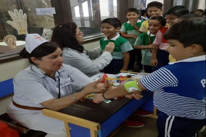 Dolphins High School-Medical Camp