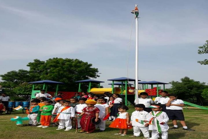 Dolphins High School-Republic Day Celebrations