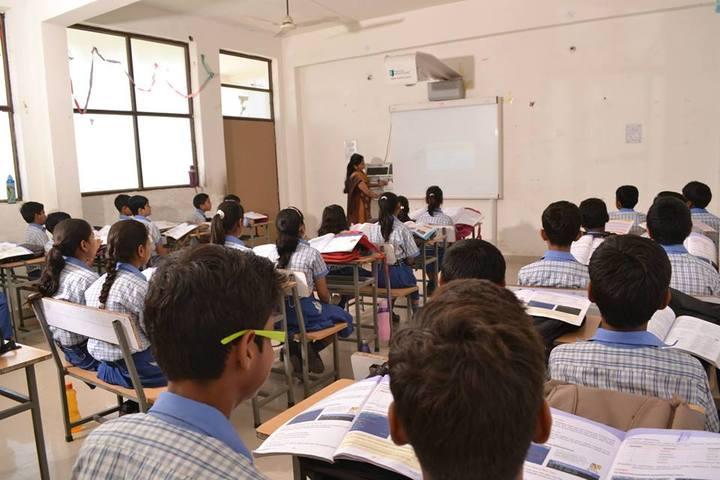 Doon Public School-Class Room