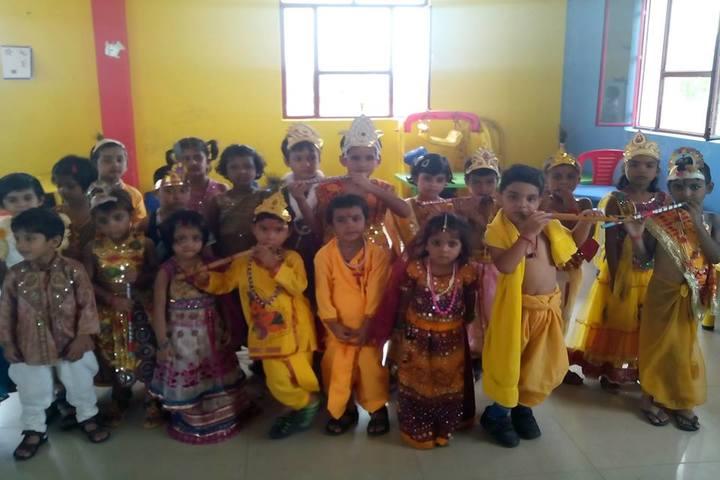 Doon Public School-Festival Celebration