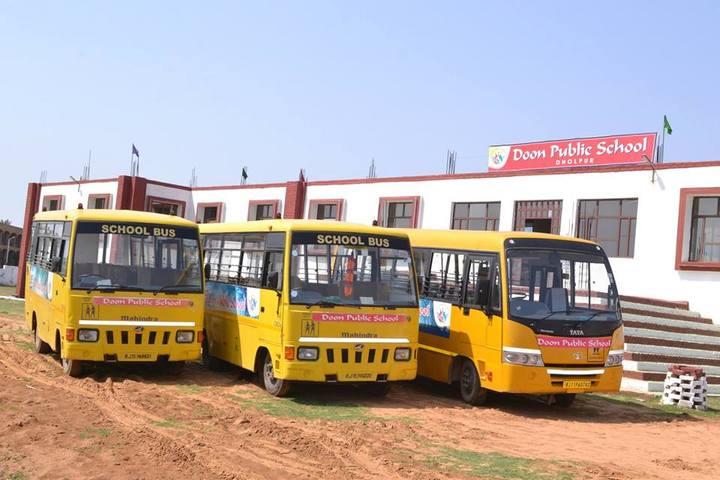 Doon Public School-School Transport