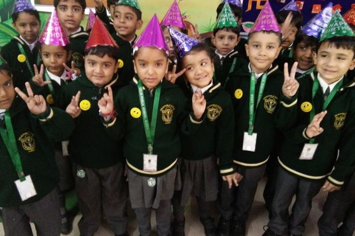 DPS Ajmer Senior Secondary School-Childrens Day Celebrations