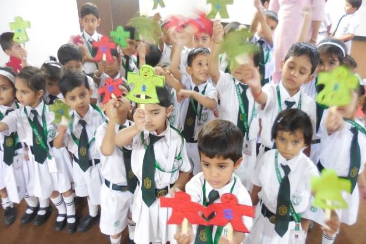 DPS Ajmer Senior Secondary School-Friend Ship Day Celebrations