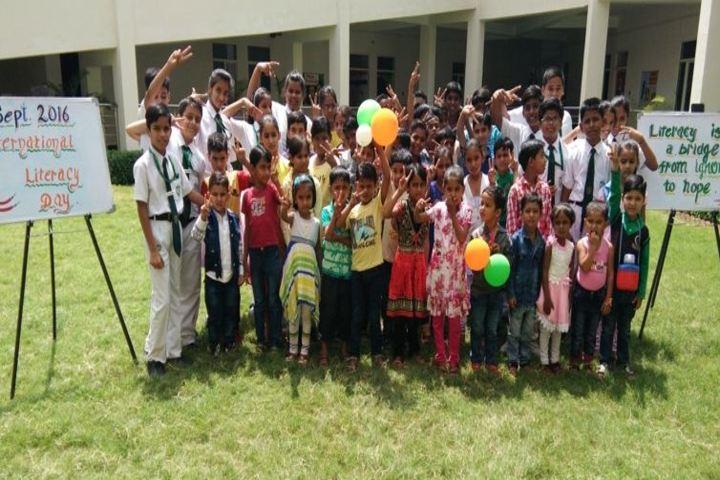 DPS Ajmer Senior Secondary School-Literacy Day