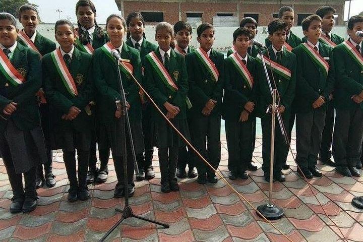 DPS Ajmer Senior Secondary School-Republic Day Celebrations