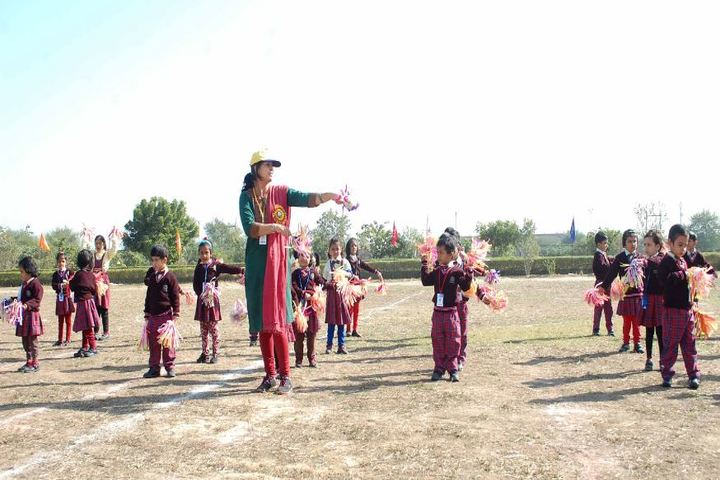 Dr K N Modi Global School-Annual Sport Meet