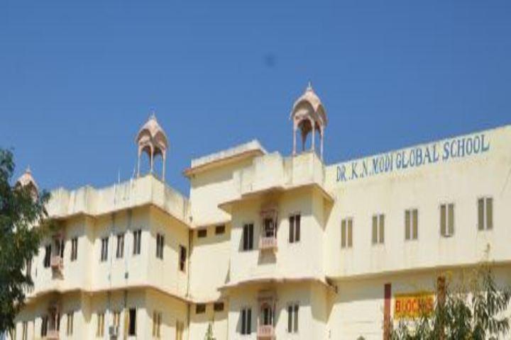 Dr K N Modi Global School-Campus