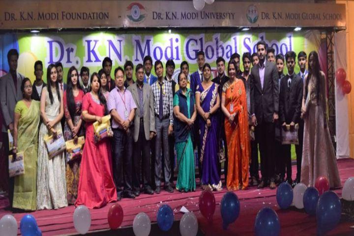 Dr K N Modi Global School-Farewell