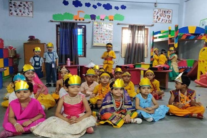 Dr K N Modi Global School-Janmashtami Celebrations