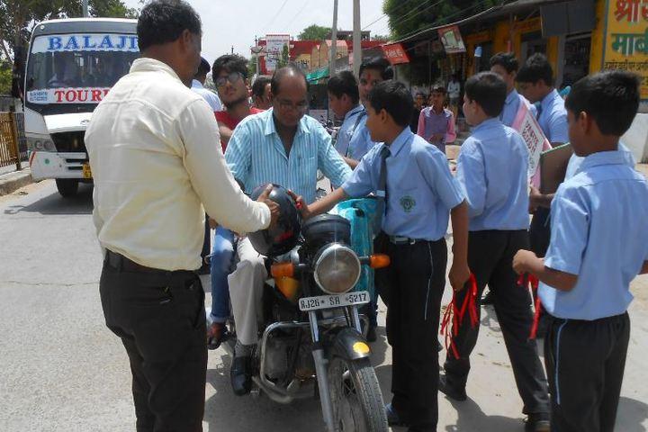 Dr K N Modi Global School-Road Safety
