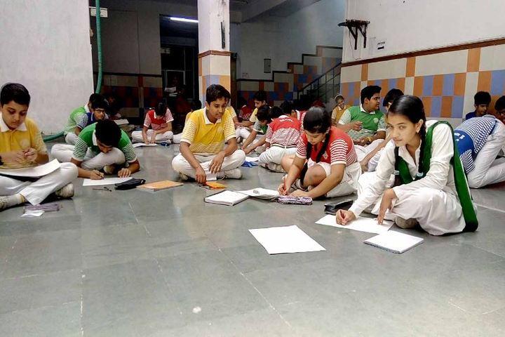 Dr K N Modi Global School-Slogan Writing Competetion