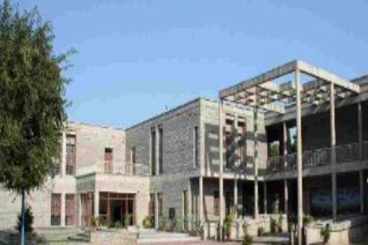 Dr.Bansi Dhar School-Campus