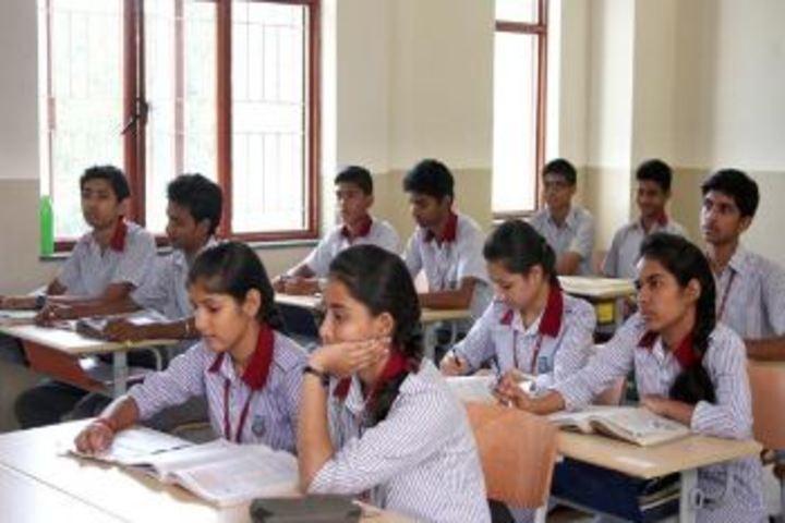 Dr Bansi Dhar School-Class Room