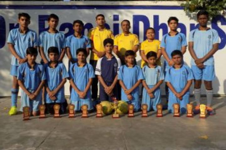 Dr.Bansi Dhar School-Inter School District Tournment