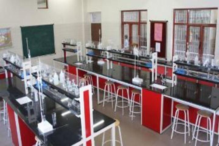 Dr Bansi Dhar School-Lab
