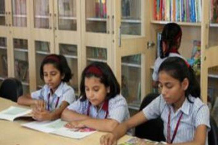 Dr Bansi Dhar School-Library