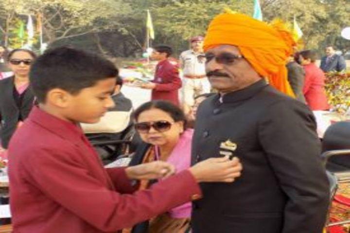 Dr.Bansi Dhar School-Republic Day