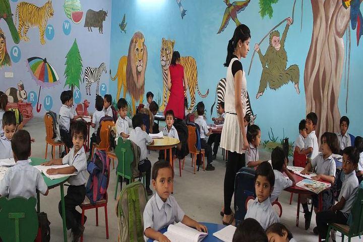 Dream International SchoolClass Room