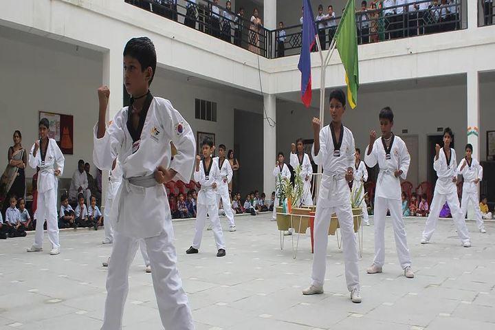 Dream International SchoolKarate