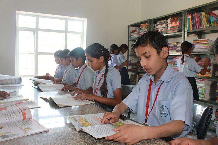 Dream International SchoolLibrary