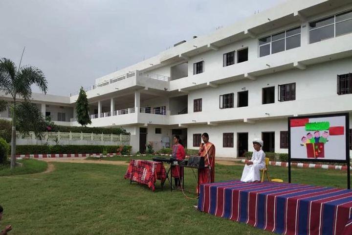 Dronacharya International School-Campus